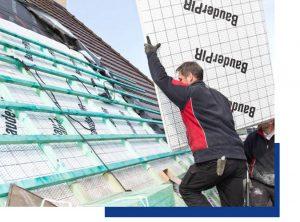 Aufsparrendämmung für das Dach von Schwarz & Sohn