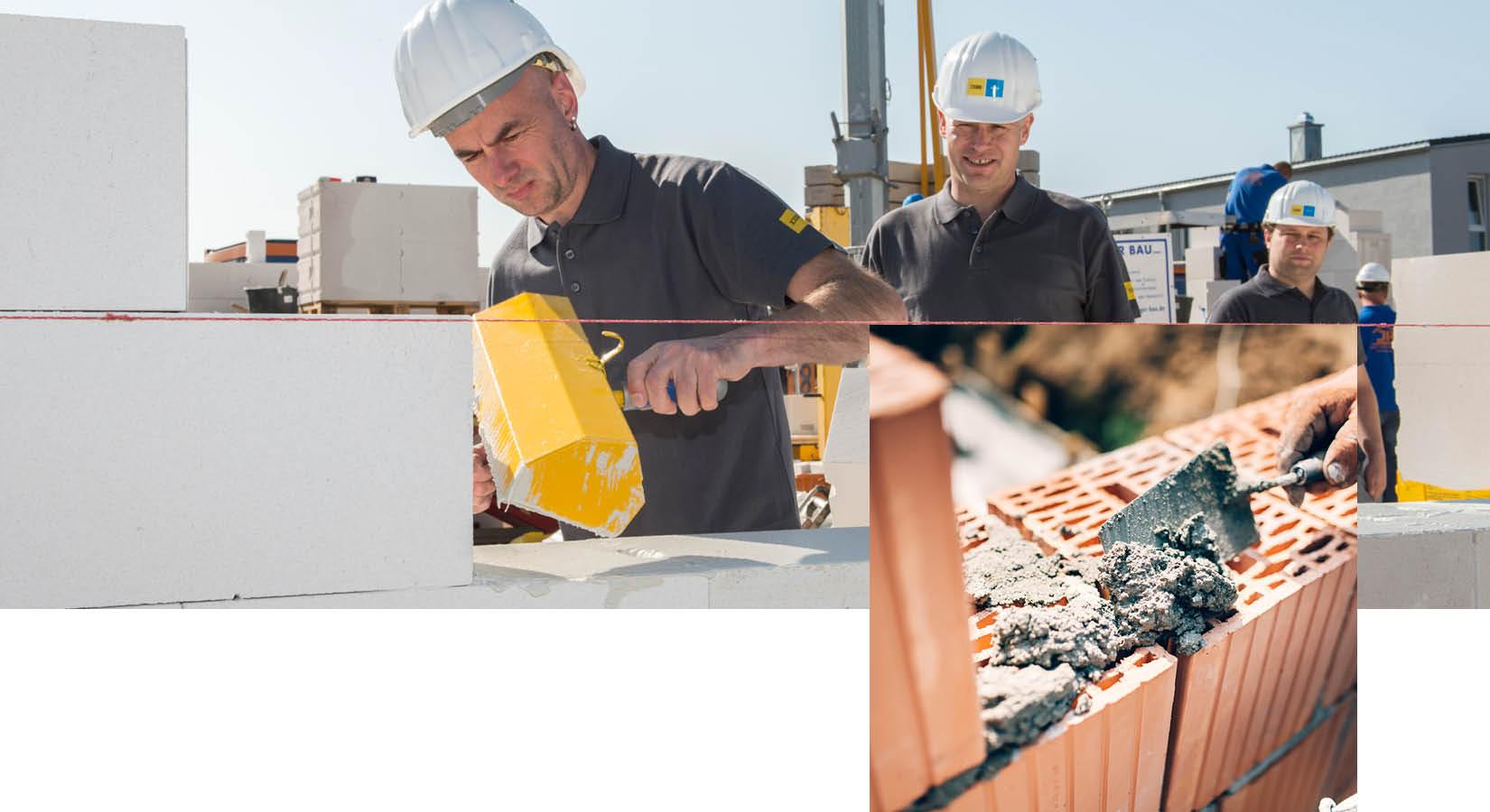 Rohbau und Hochbau für Profis im Sortiment bei Schwarz & Sohn