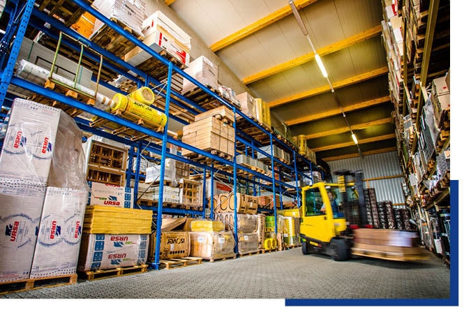 Baustoffe für Profis im Sortiment bei Schwarz & Sohn