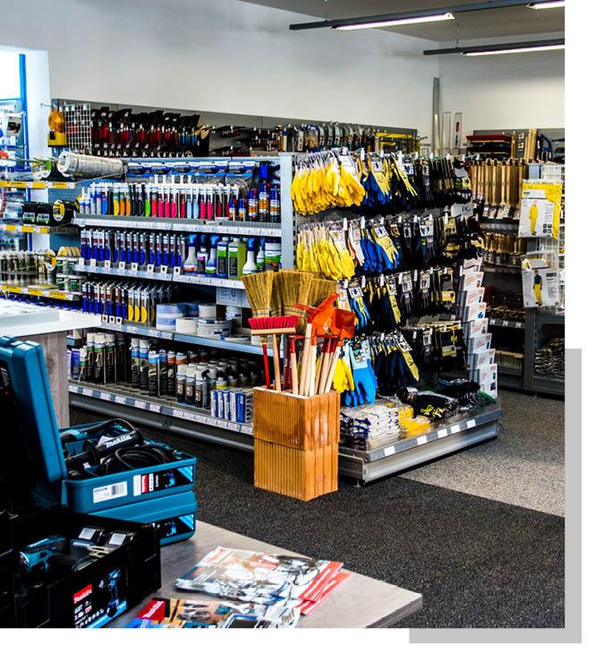 Werkzeug und Zubehör im Fachmarkt von Schwarz & Sohn
