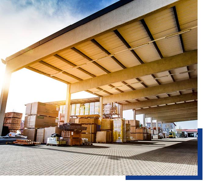 Produkte im Lager für Neubau und private Bauherren bei Schwarz & Sohn