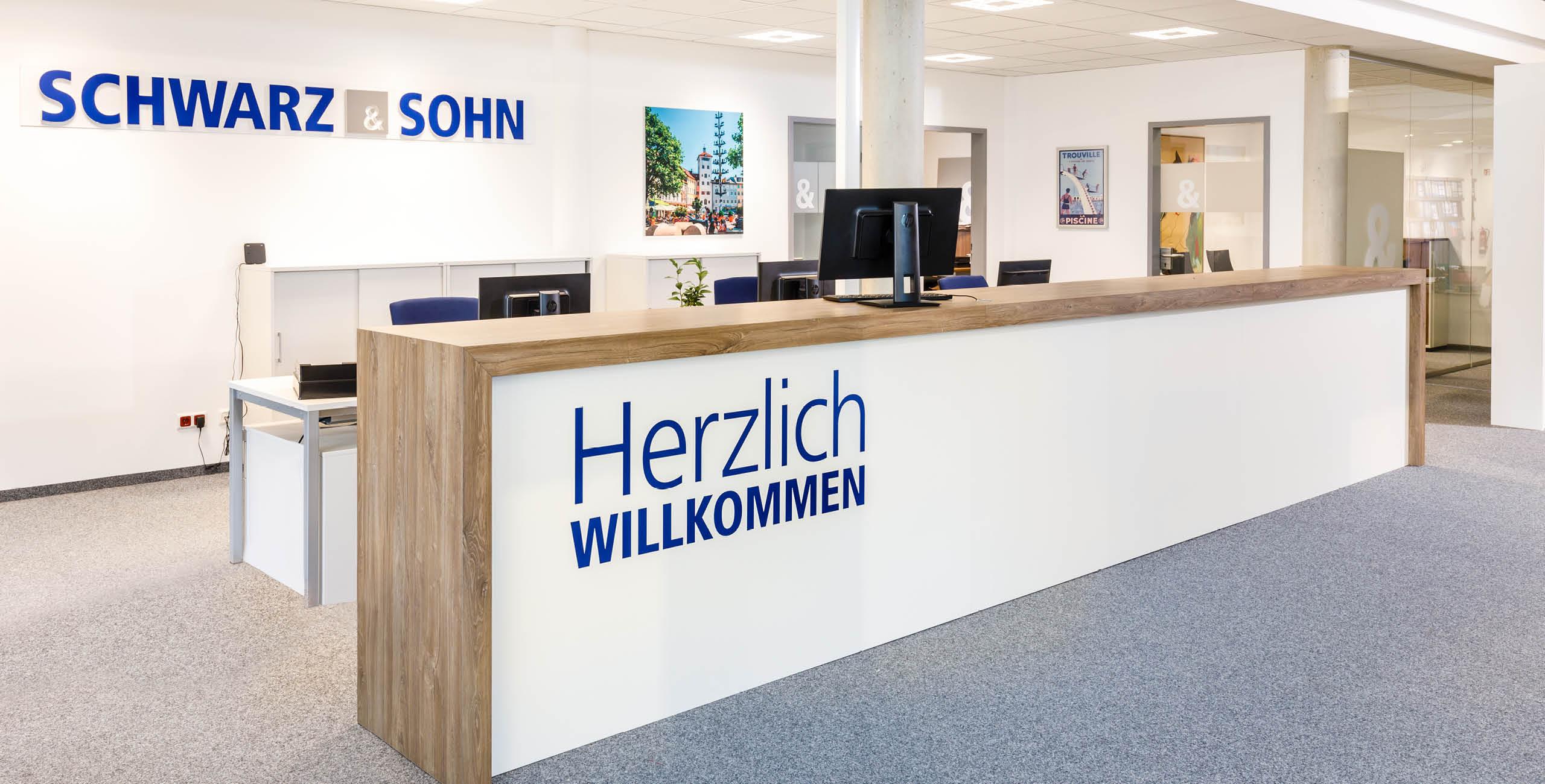 Ausstellung von Schwarz & Sohn in Traunstein