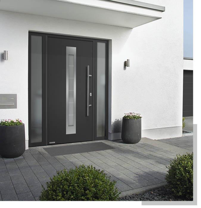 Haustüren für den Neubau und die Sanierung bei Schwarz & Sohn