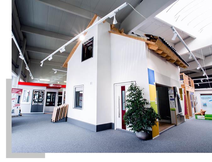 Inspiration zum Modernisieren und Sanieren in der Schwarz & Sohn Ausstellung