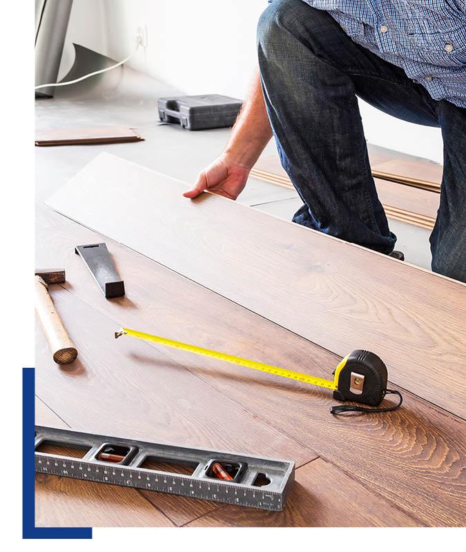 Laminat, Werkzeug, Bodenbeläge und Fliesen für Profis im Sortiment bei Schwarz & Sohn
