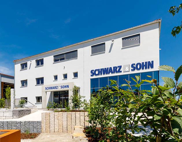 Standorte: Traunstein von Schwarz & Sohn