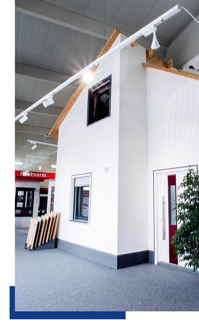 Willkommen in unserer Schwarz & Sohn-Ausstellung in Moosburg