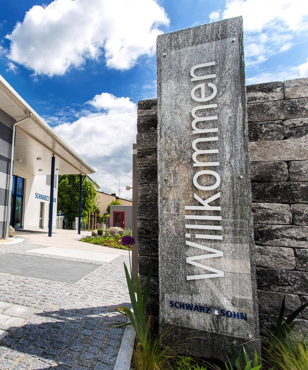 Willkommen in unserer Schwarz & Sohn-Niederlassung in Mainburg