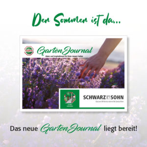 Gartenjournal - klicken Sie hier
