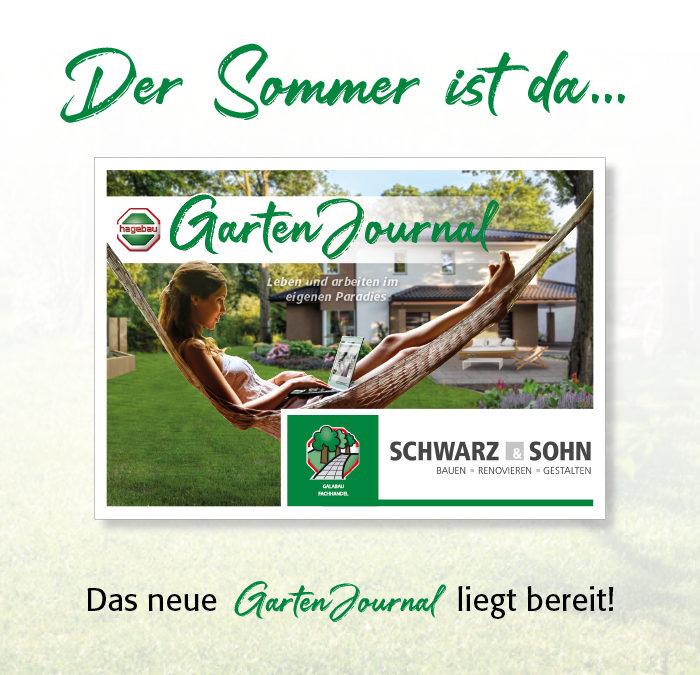 Gartenjournal 2021 - klicken Sie hier